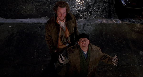Marv (Daniel Stern) und Harry (Joe Pesci) Quelle: Blu-ray