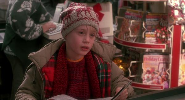 Unser Held: Macaulay Culkin als Kevin Quelle: Blu-ray