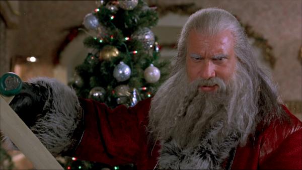 Wer ist der Nächste? Bill Goldberg als Santa Claus Quelle: Blu-ray