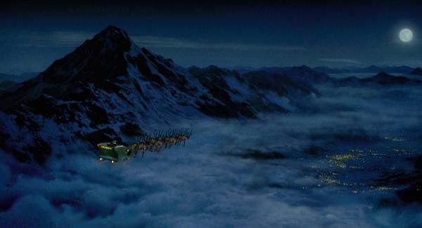 Fliegt, Rentiere, fliegt! Quelle: Blu-ray