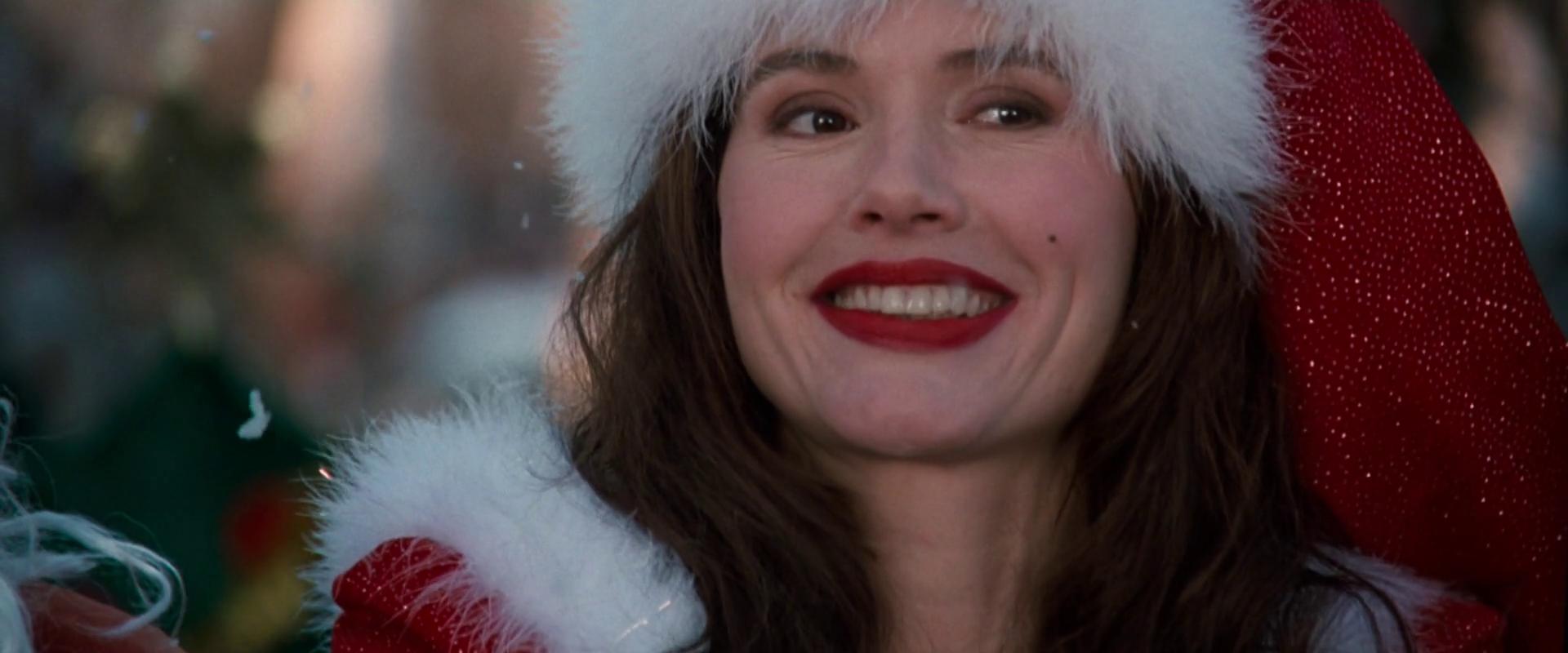 Geena Davis als Samantha Kaine Quelle: Blu-ray