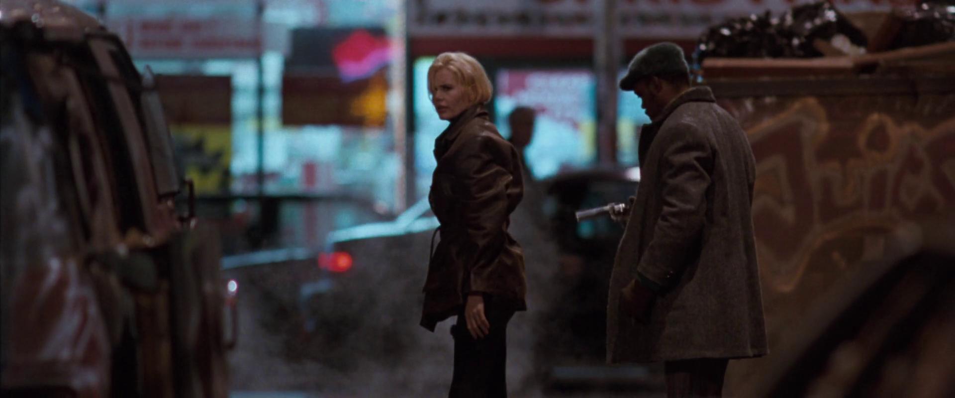 Geena Davis und Samuel L. Jackson Quelle: Blu-ray