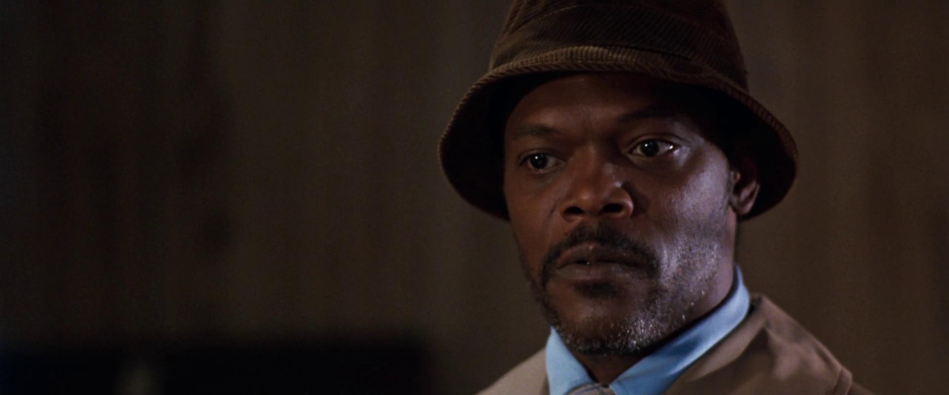 Samuel L. Jackson als Mitch Henessey Quelle: Blu-ray