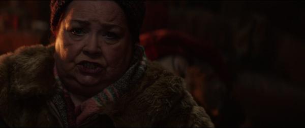 Conchata Ferrell als Tante Dorothy Quelle: Blu-ray