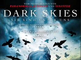 Dark Skies BR-Cover