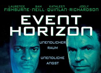Event Horizon - DVD-Cover