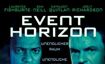 Event Horizon - DVD-Cover