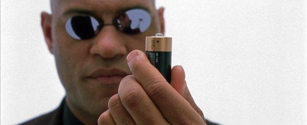 Wir sind alle nur Batterien... Quelle: Blu-ray