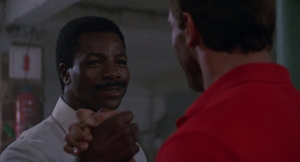 Dillon (Carl Weathers) Quelle: Blu-ray