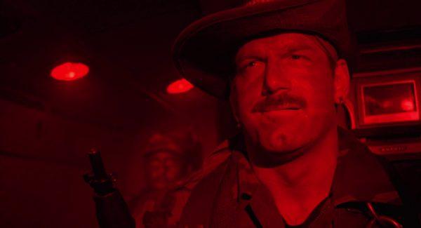 Blain (Jesse Ventura) Quelle: Blu-ray