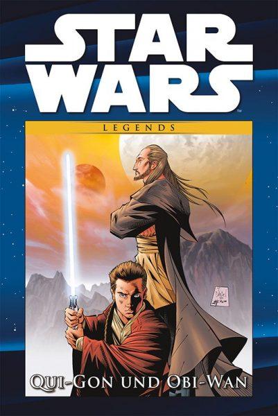 Qui-Gon und Obi-Wan