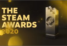 Steam Awards 2020 Endergebnis