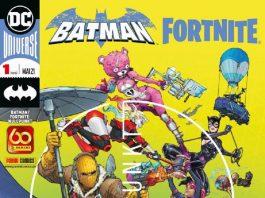 Batman Fortnite Nullpunkt