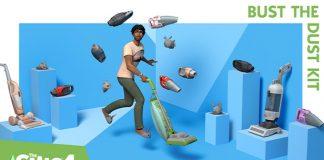 Hausputz-Set Sims 4