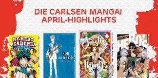 Carlsen April Highlights