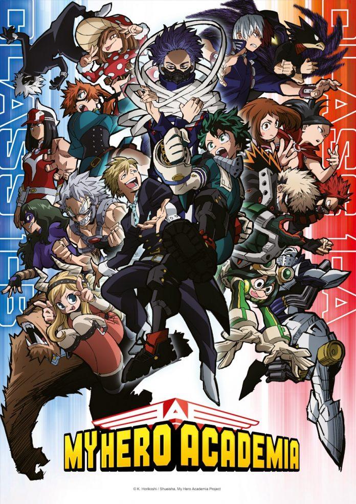 Hero Academia Staffel 5