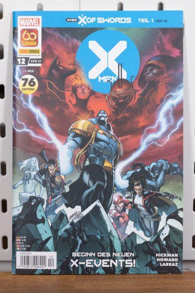 X-Men 12 Cover