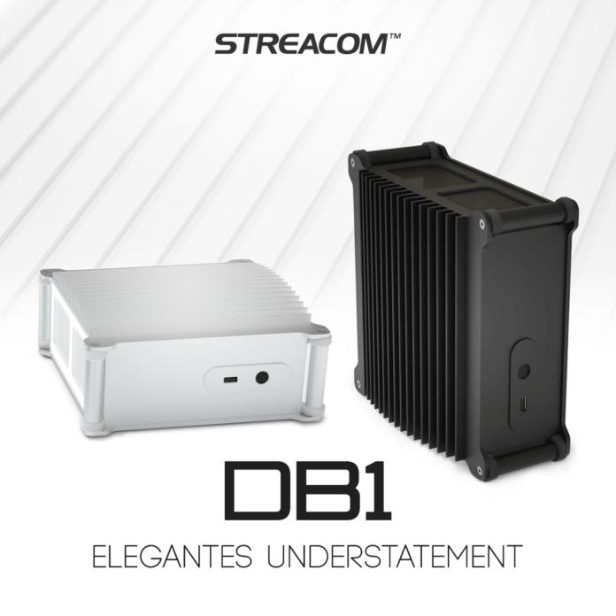 Streacom DB1 - elegantes Understatement