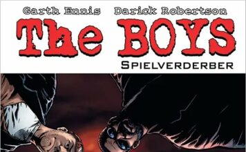 The Boys: Spielverderber