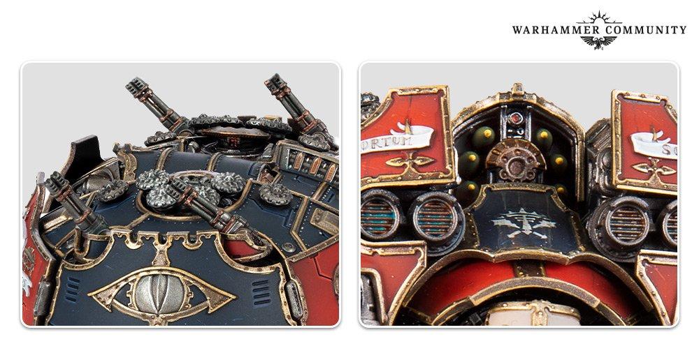 Warmaster Titan