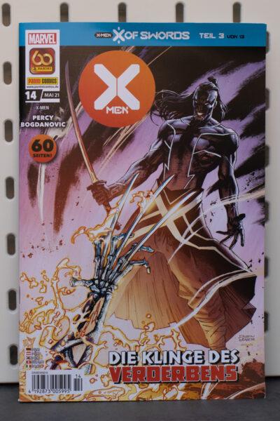 X-Men 14 Cover