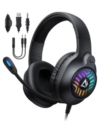 Aukey GH-X1 Headset RGB Kabel