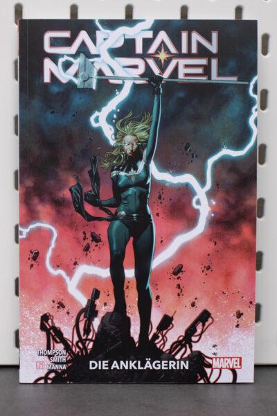 Captain Marvel 4 Cover