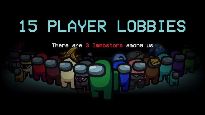 15 Spieler Lobbies
