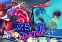 Aeon Drive - Titel