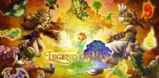 Legend of Mana 30 Years