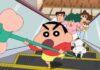 Shin Chan - Crash!