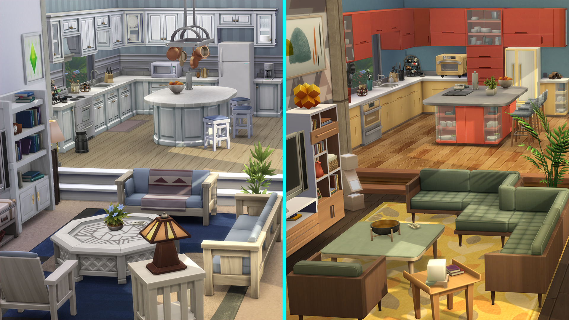 Die Sims 211 Traumhaftes Innendesign   Test/Review   game21gether