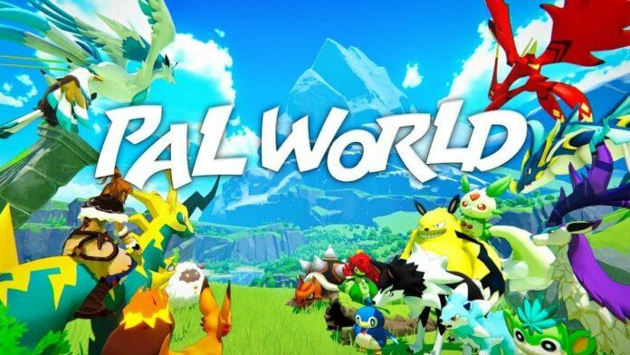 Palworld - Titel