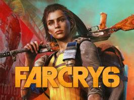 Far Cry 6 - Titel