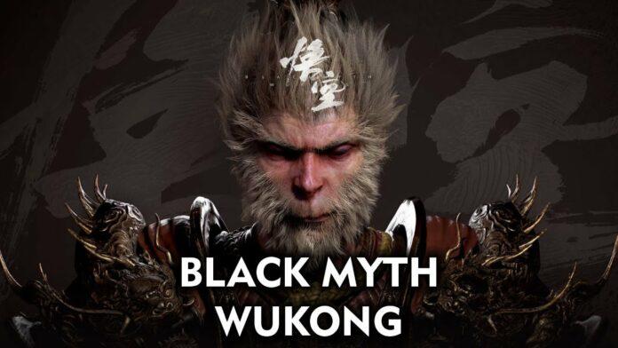 Black Myth Wukong - Titel