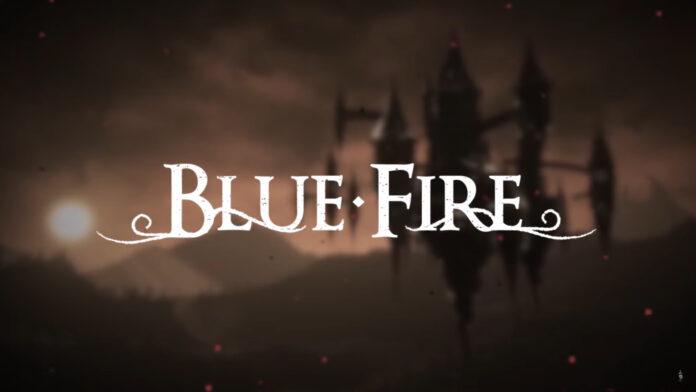 Blue Fire Titel