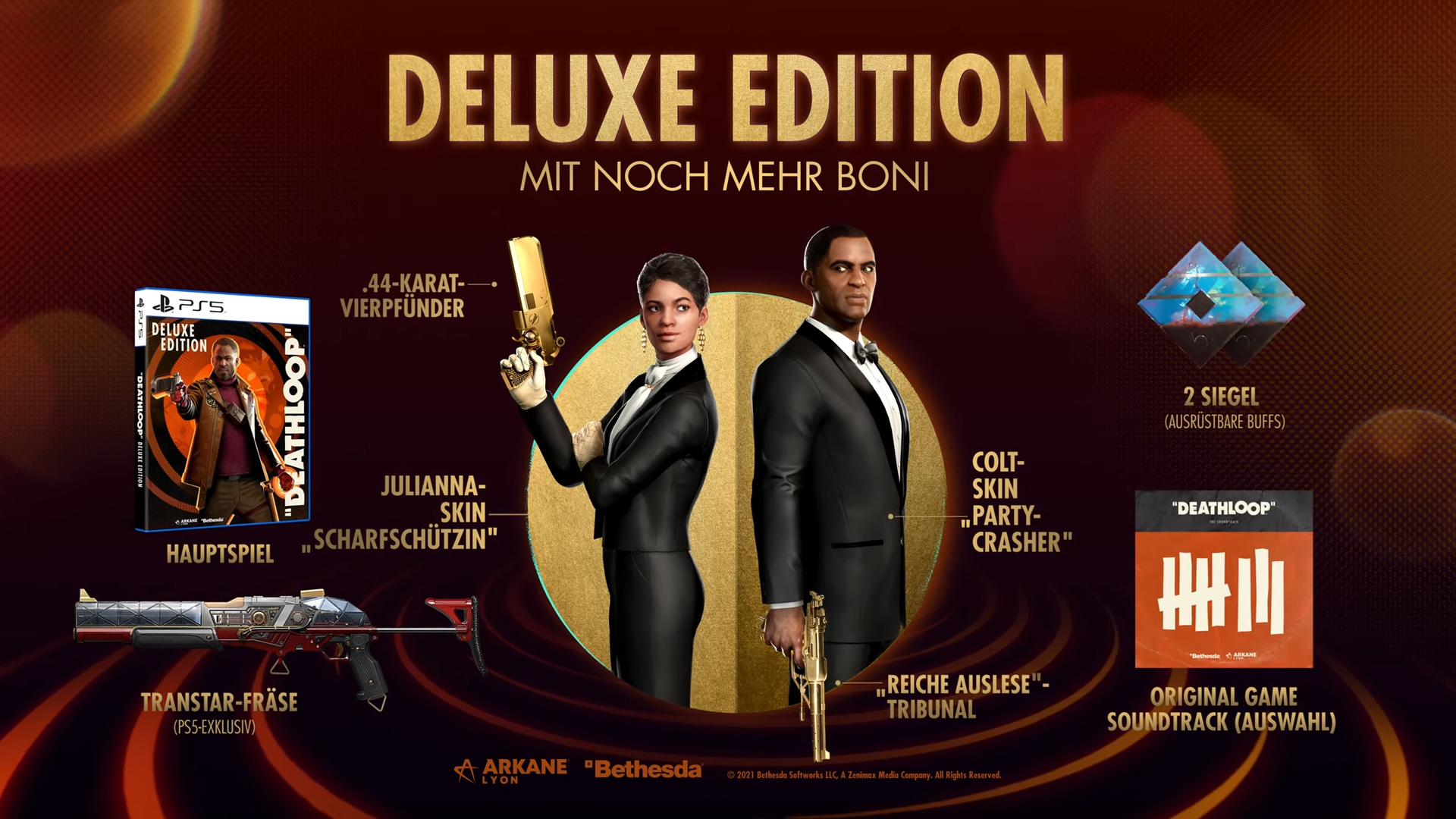 Deathloop Deluxe-Edition