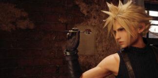 Final Fantasy VII Cloud Dart