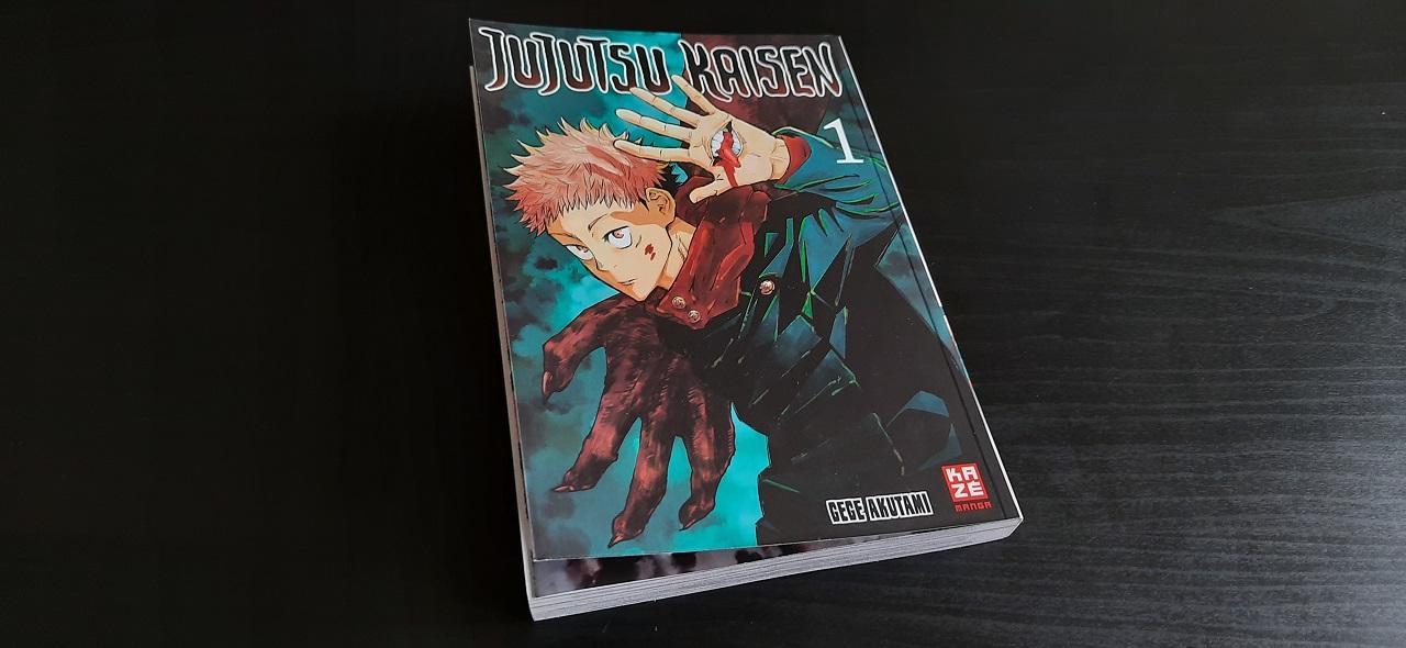 Jujutsu Kaisen Band1