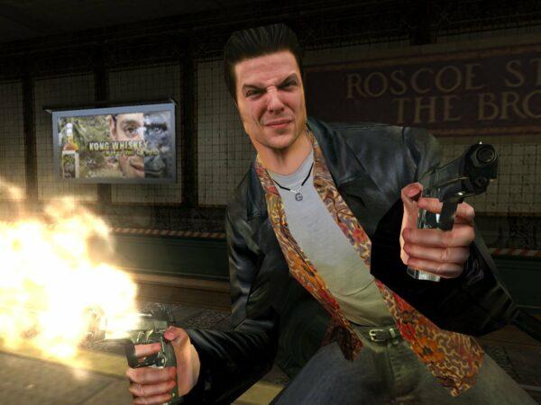 Max Payne 1 Bullet Time