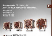 Noctua neue CPU-Kühler für LGA4189