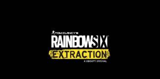 Rainbow Six Extraction Titel