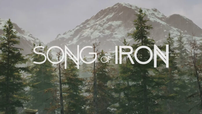Song of Iron - Titel