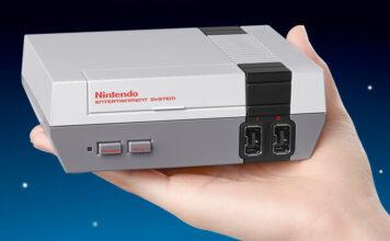 Nintendo NES Mini Classic Konsole