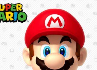 Super Mario Titel