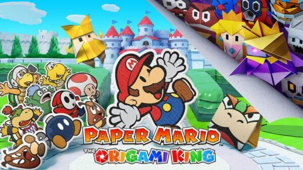 Paper Mario Titel