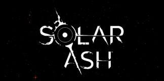 Solar Ash - Titel