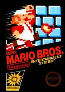 Super Mario Bros. Packshot