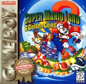 Super Mario Land 2 Packshot