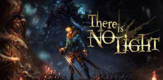 There is No Light - Titel